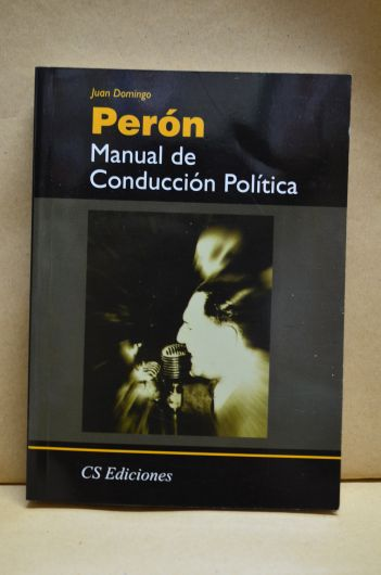Manual de conducción política