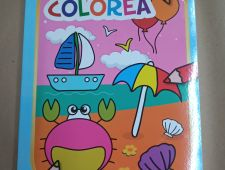 Divertite y Colorea 6 - Libro para pintar