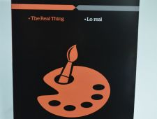 Lo real/ The real thing- Audiolibro Bilingüe