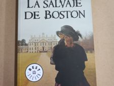 La salvaje de Boston - Gloria Casañas - Debolsillo
