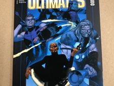 Avengers Los Ultimates- El mundo- Vol 1 de 2