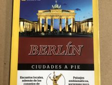Guía Berlín a pie 2016- National Geographic