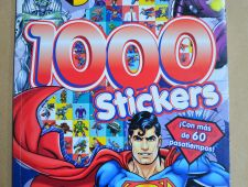 Superman 1000 Stickers